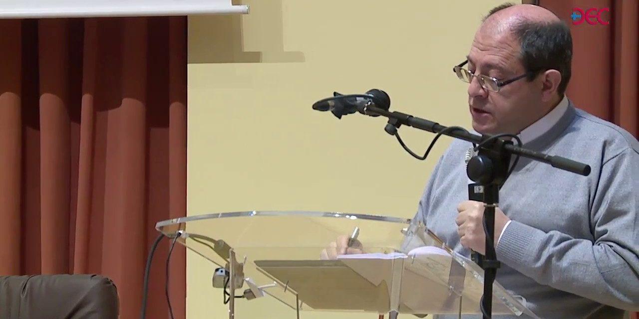 Juan Carlos Carvajal: Evangelizadores al servicio del Espíritu