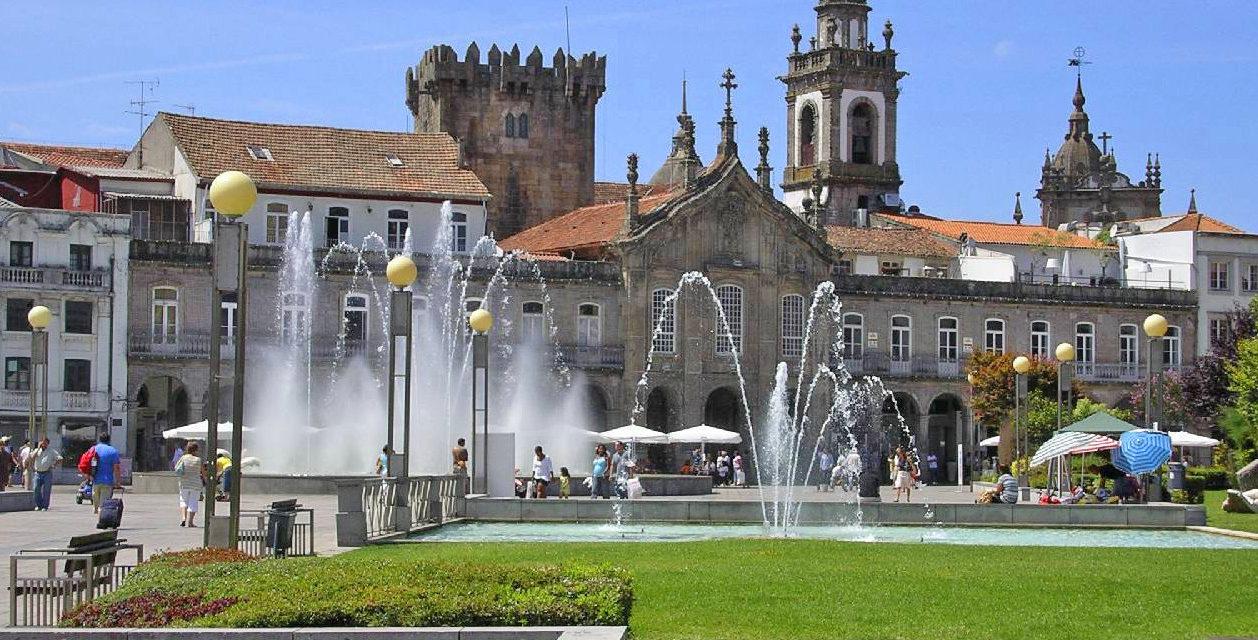 AECA en Braga con los catequetas españoles