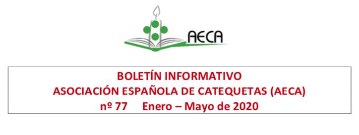 BOLETIN AECA Nº 77 ENERO – MAYO 2020