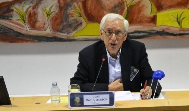 JUAN DE DIOS MARTÍN VELASCO, IN MEMORIAM