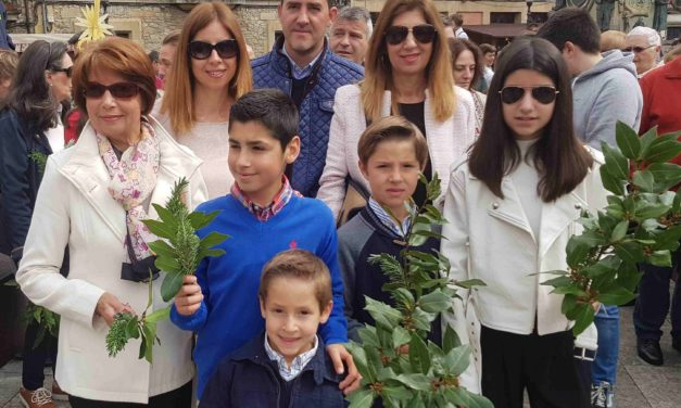 CELEBRAR EN FAMILIA EL DOMINGO DE RAMOS