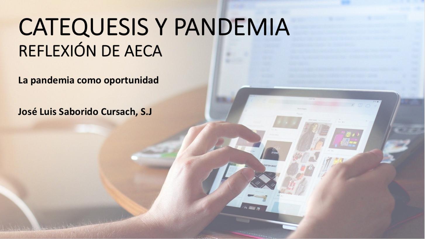 La pandemia como oportunidad