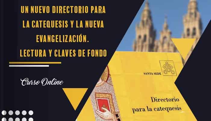 Las diócesis gallegas convocan un curso on line sobre el nuevo Directorio para la Catequesis