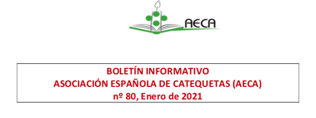 BOLETIN AECA Nº 80 ENERO 2021