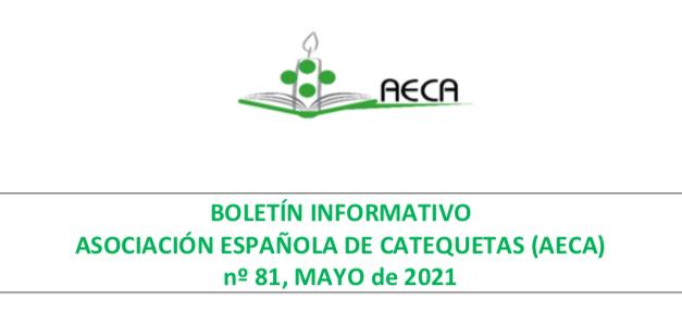 BOLETÍN AECA nº 81, MAYO de 2021